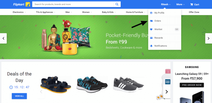 Get Flipkart Invoice/Bill For Your Orders Via Email [With Video